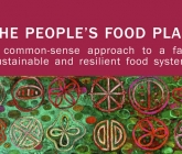 People's Food Plan Working Paper Launched