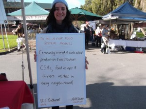 What does Fair Food mean to you?