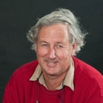 Charlie Massy, broadcare livestock farmer, researcher and author of 'Breaking the Sheep's Back