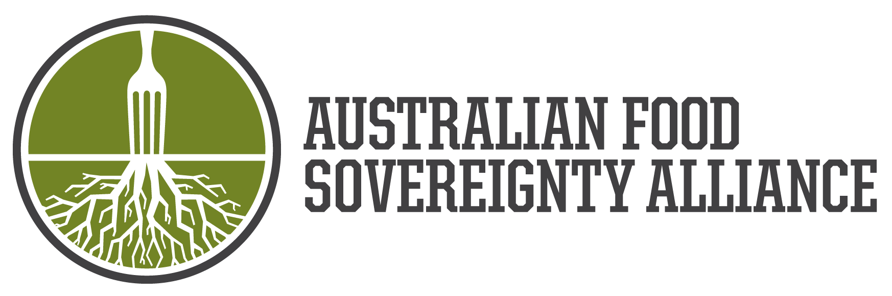 Image result for Australian food sovereignty alliance logo