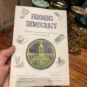 Farming Democracy cover