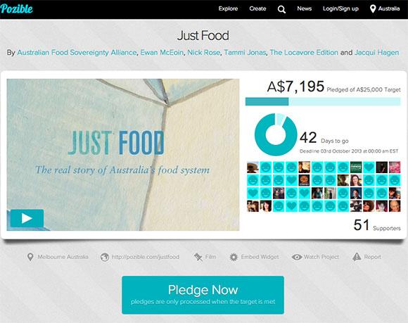 just-food-pledge