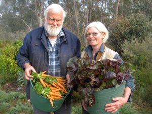Michael Plane & Joyce Wilkie