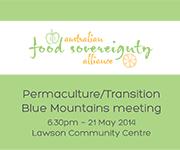 AFSA Blue Mountains Presentation image